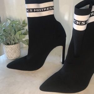 MISTRESS ROCKS Shoes - MISTRESS ROCKS. 'RAIN' Booties